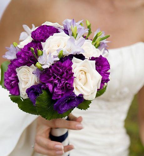 Awesome Purple Fall Wedding Flowers Photos - Styles & Ideas 2018 ...