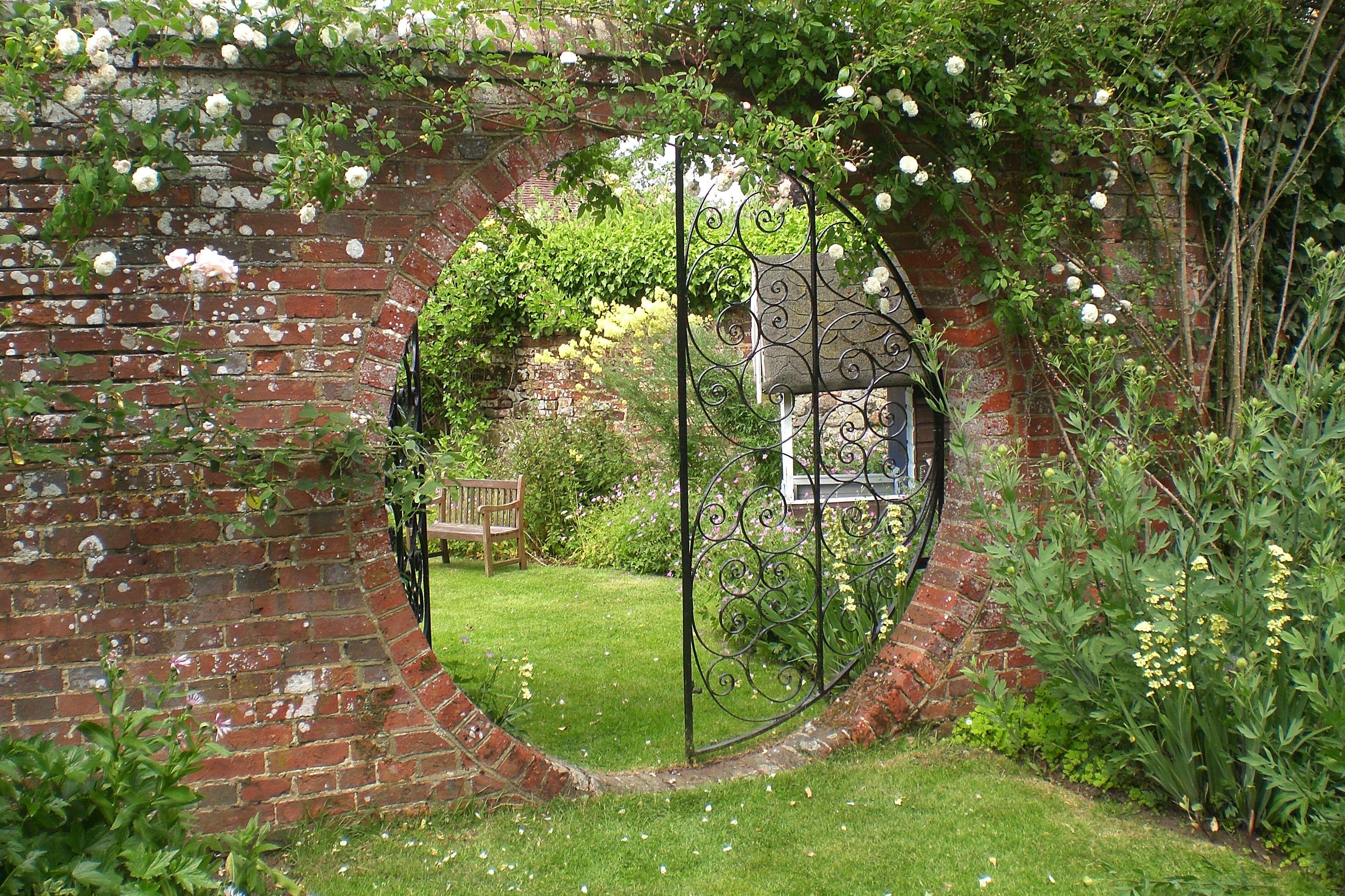 Secret rose garden secret gardens pinterest
