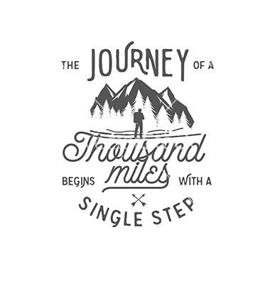 Adventure Quote And Travel Image