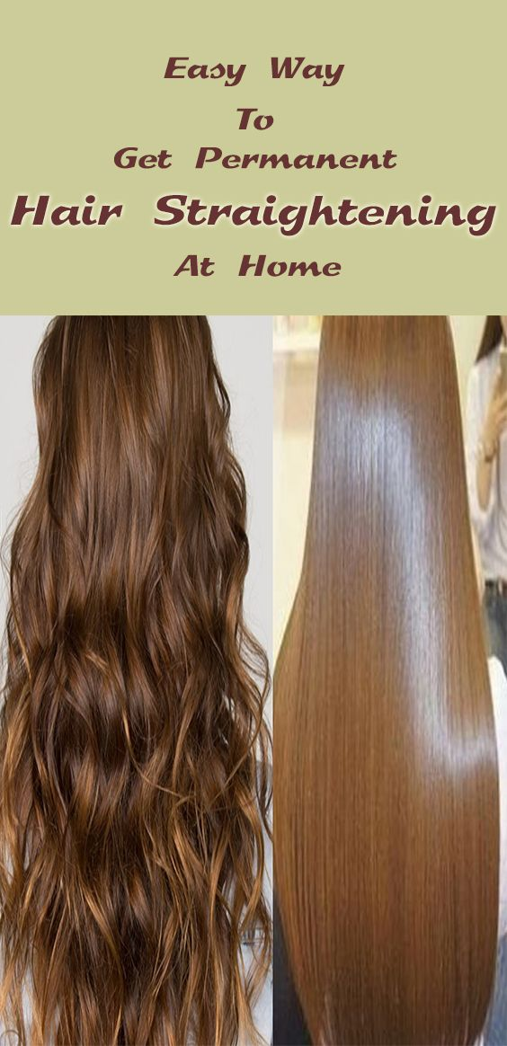 Just 1st Use You Can Get Straighten Hair Permanently In 2020 Natural Straight Hair Haircuts Straight Hair Straight Hair Tips