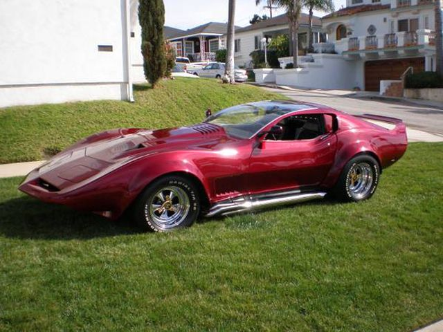 Craigslist Find: This 1969 Corvette Showcar Reminds Us of
