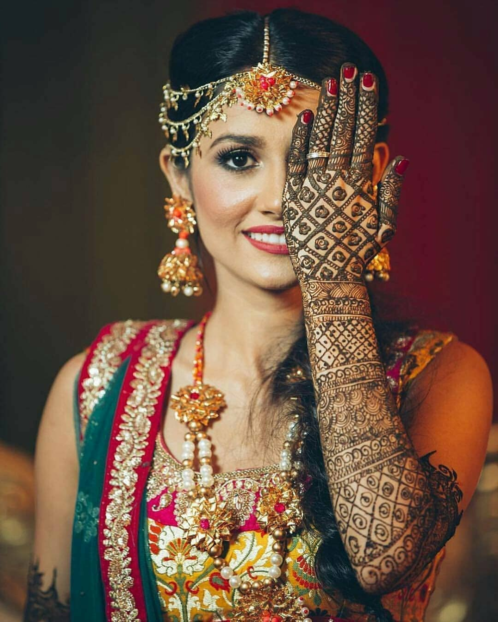 Trending Gota Jewellery Designs For Brides And Where To