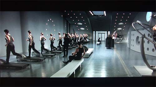 cinematography of gattaca While for many the name slawomir idziak, psc remains associated with  career  (alongside andrew niccol on gattaca, ridley scott on black.