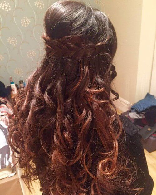 Pin On Long Indian Hairstyles Step By Step