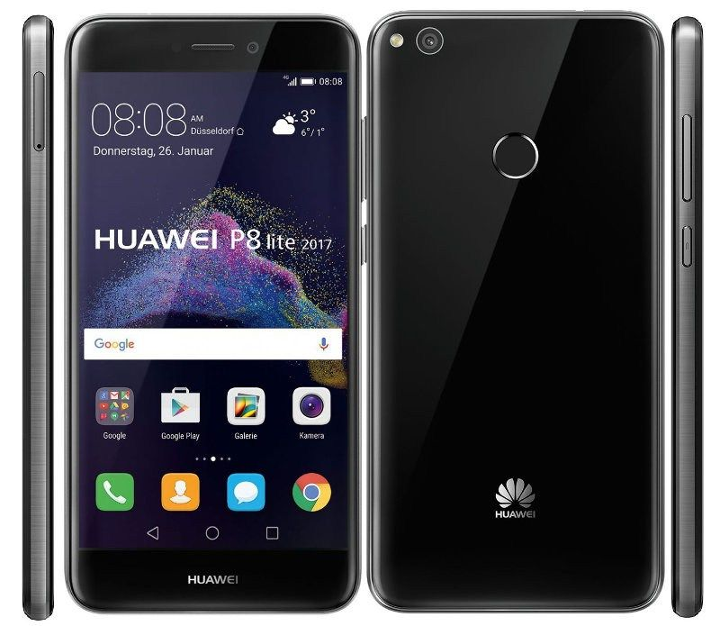 2b6729a31ae27 Huawei P8 Lite 2017 Prix et Fiche Technique