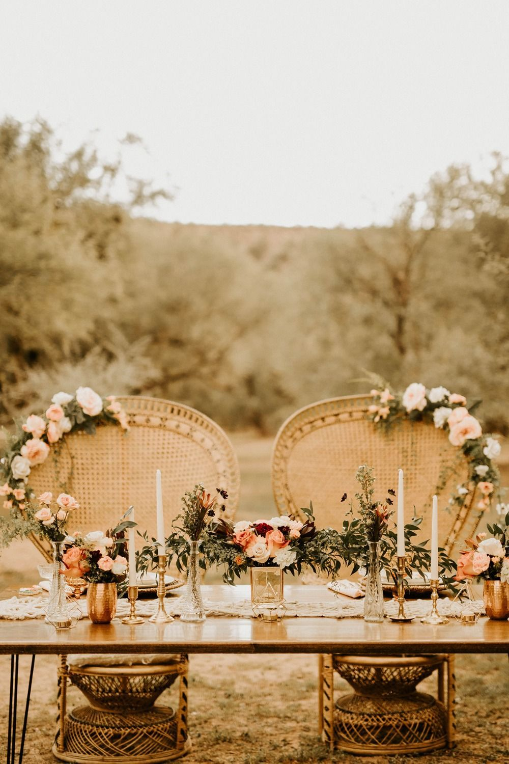 You're A Boho Princess, Here's How To Have A Wedding To Match