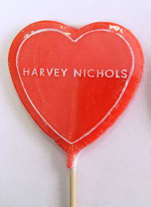 Wedding Favours We 3 Harvey Nics Rock Candy Personalized Sweets