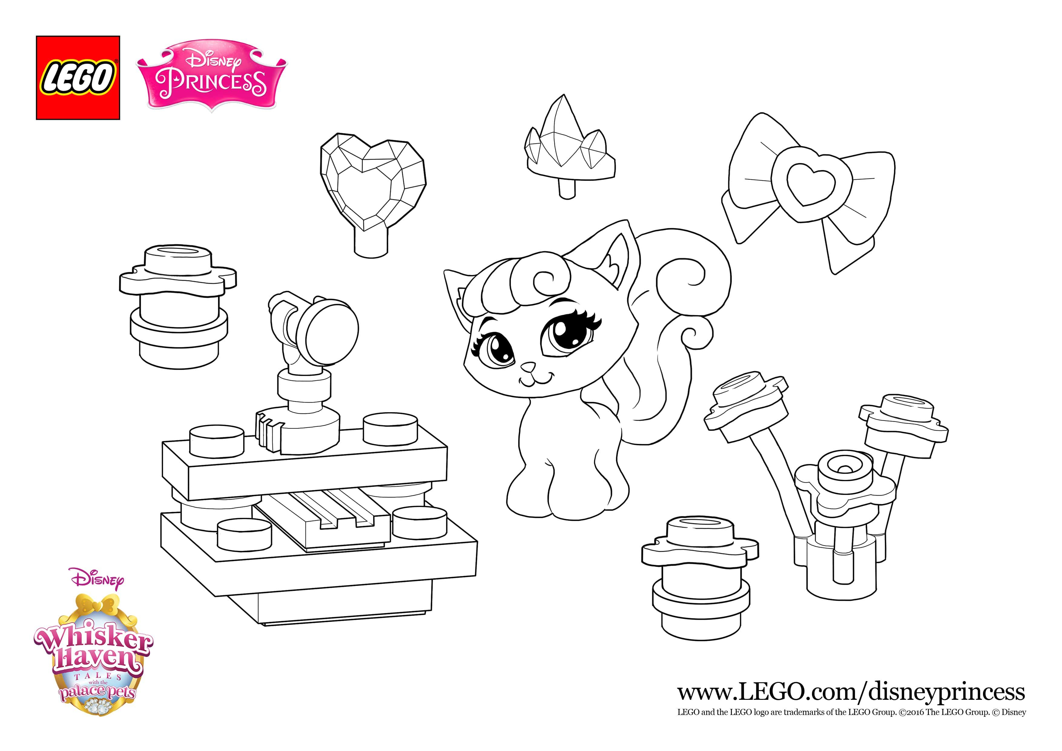 Cute Little Dreamy Joins The Colouring Fun Print The Sheet And Start Colouring In This Adorable Picture More Fun Activities On Lego C Lego Ideeen Lego Ideeen