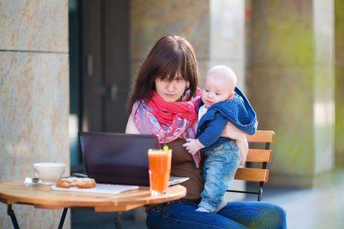 Working Mom: Bindungsorientierung und Berufstätigkeit – geht das zusammen?