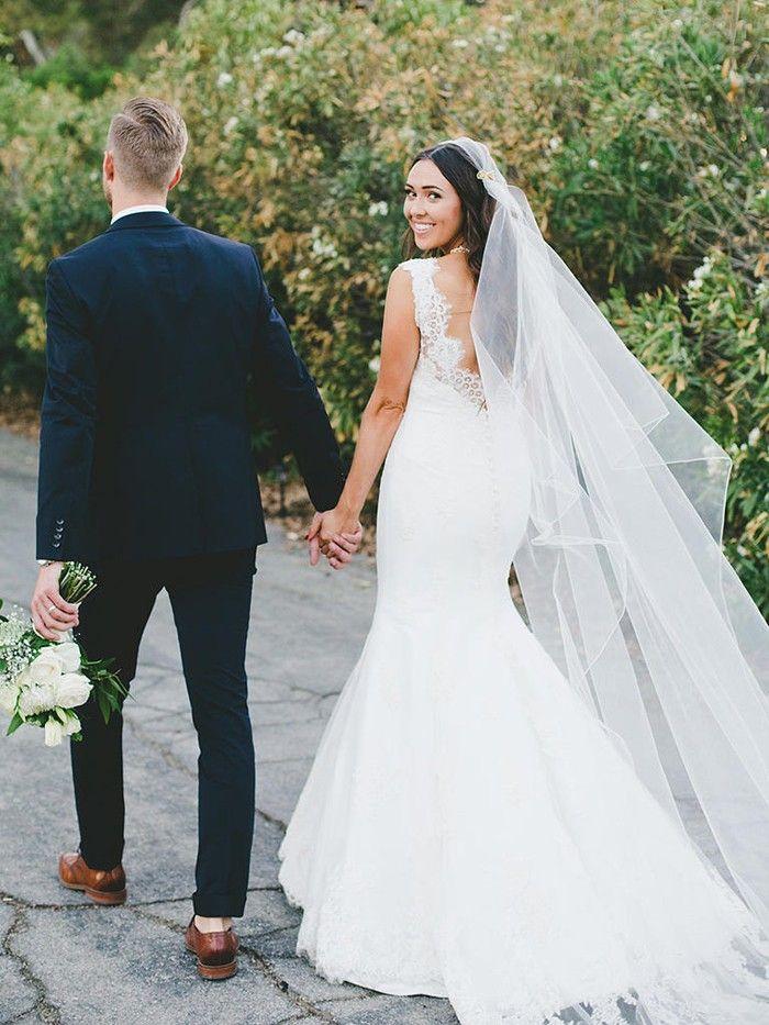 101 Hochzeitsideen für Brautfrisuren mit Schleier weil