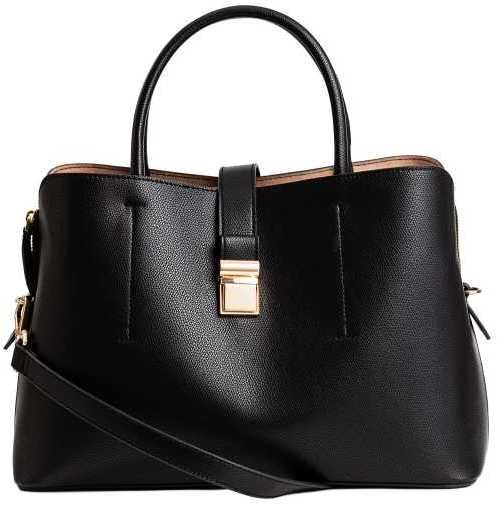 Stylish Classic Black - Great bag for work and school - H&M ...
