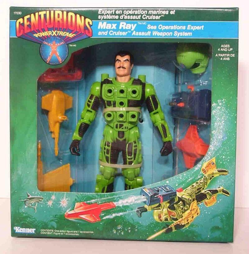 Centurions Max Ray