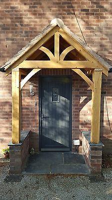 REDWOOD PORCH FRONT DOOR CANOPY