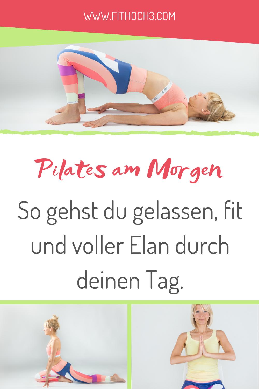 Photo of 13 Min Pilates Morgenroutine für Rücken und Beine – starte fit in den Tag!