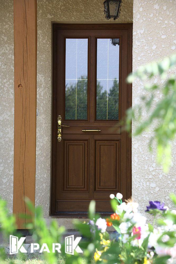 Porte Du0027entrée PVC Vitrée, Gamme Matisse