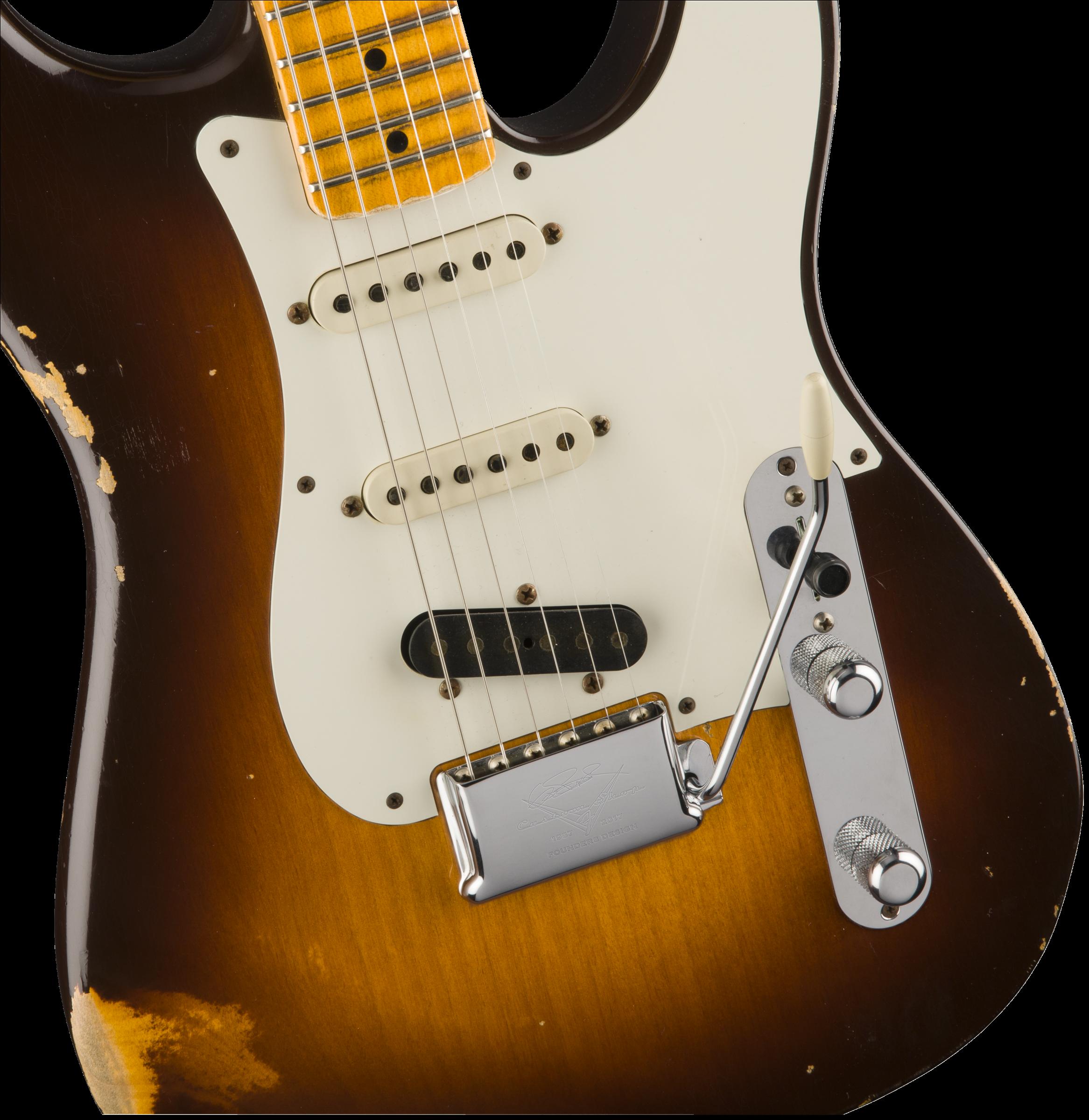 "GENE BAKER FOUNDERS DESIGN ""STELECASTER"" | Stratocaster Electric Guitars | Fender® Guitars"