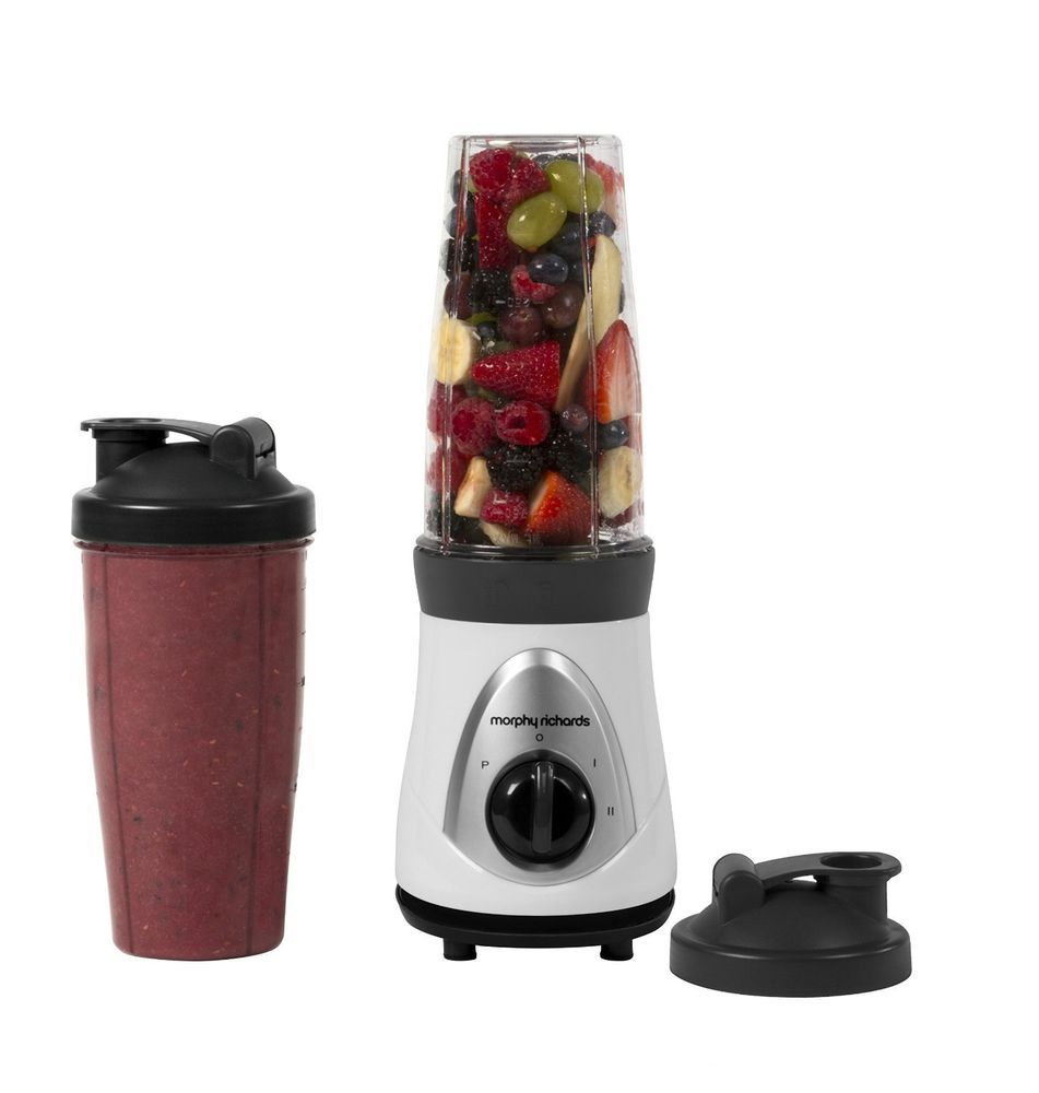 Uncategorized Kitchen Appliances Ebay morphy richards 48415 300w easy blend blender with two 750ml cups kitchens