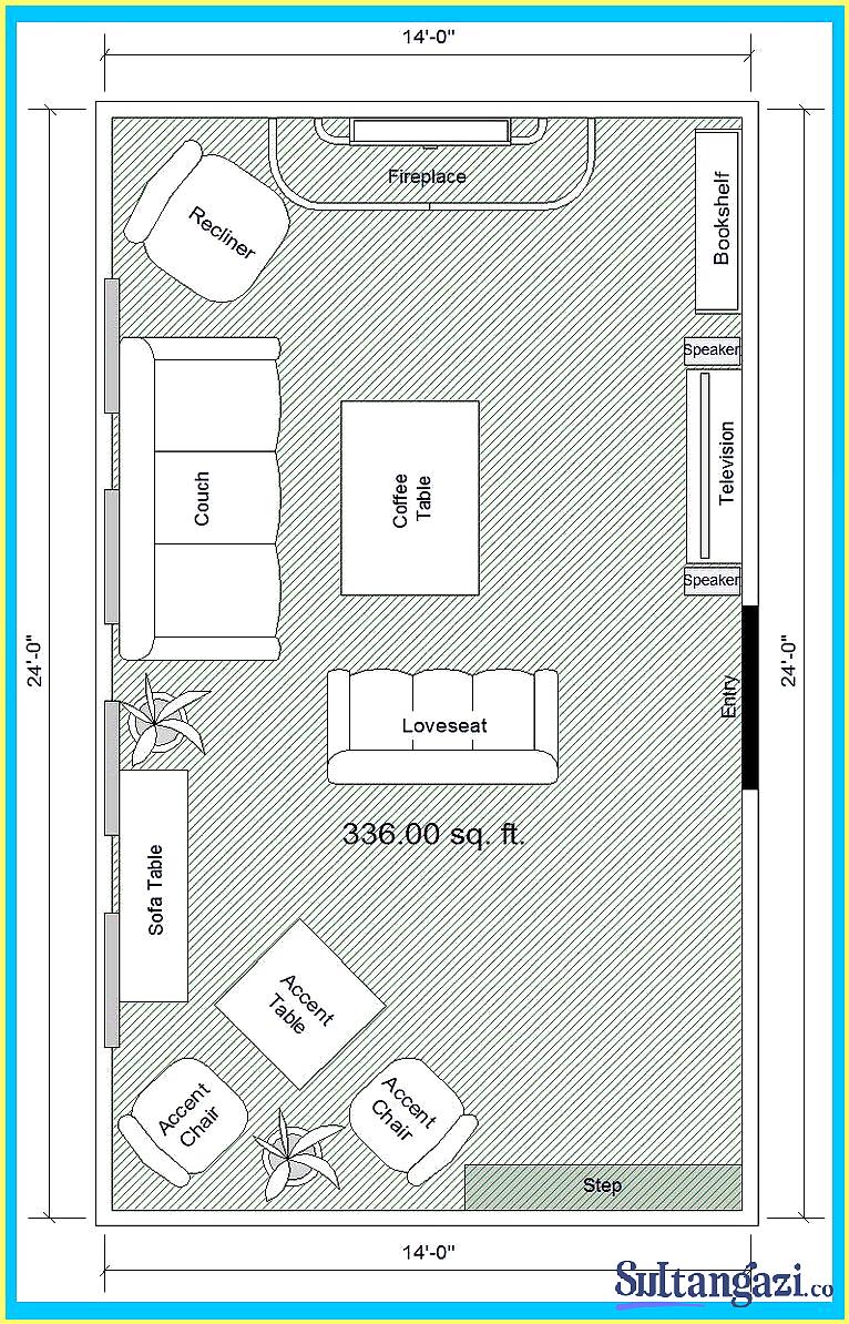 Furniture Layout For Rectangular Living Room  How To Arrange