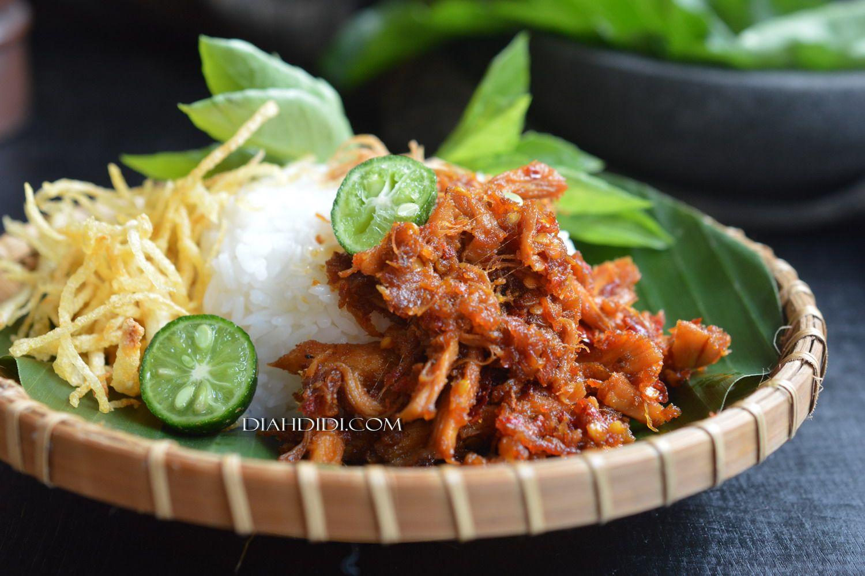 Nasi Balap Khas Lombok Makan Malam Resep Makanan Resep Masakan