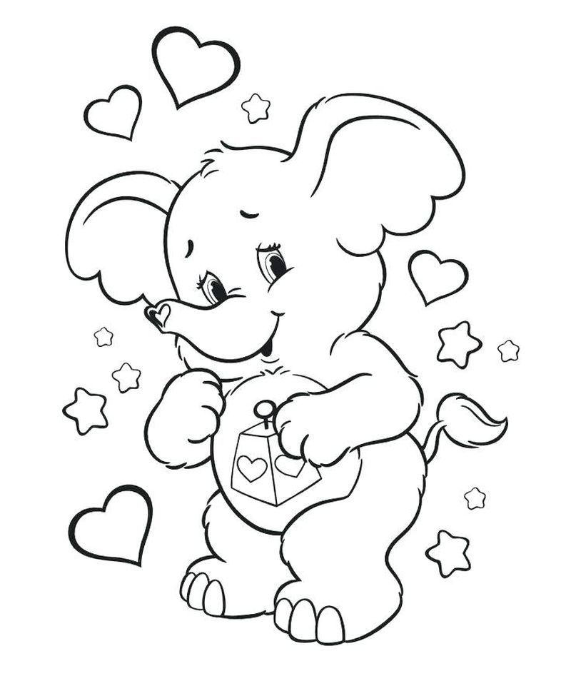 Printable Care Bear Coloring Pages For Your Kids Bear Coloring Pages Cartoon Coloring Pages Valentines Day Coloring Page
