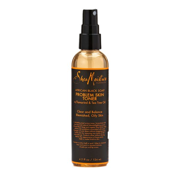 The 10 Best Natural Toners For Any Skin Type Shea Moisture Products Skin Toner Black Soap
