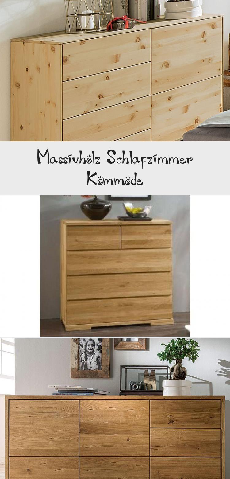 Massivholz Schlafzimmer Kommode Kommode Wäschekommode Sideboard