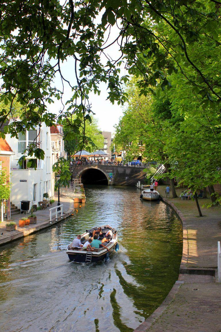 Utrecht Sehenswürdigkeiten - Hollands Schöne - so nah und so fern