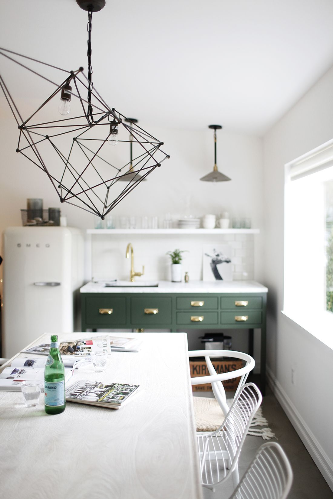 Killer Wire Light Fixtures  Home  Pinterest  Garage Studio Best Light Fixtures For Kitchen Inspiration