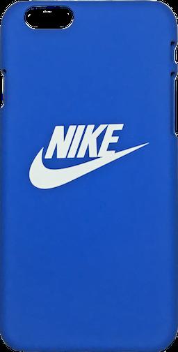 "Nike Royal Blue White ""Swoosh Logo"" Hard Plastic iPhone 6"