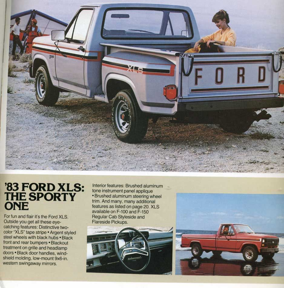 Fords 1983xls Jpg 938 949 Cool Trucks Ford F150