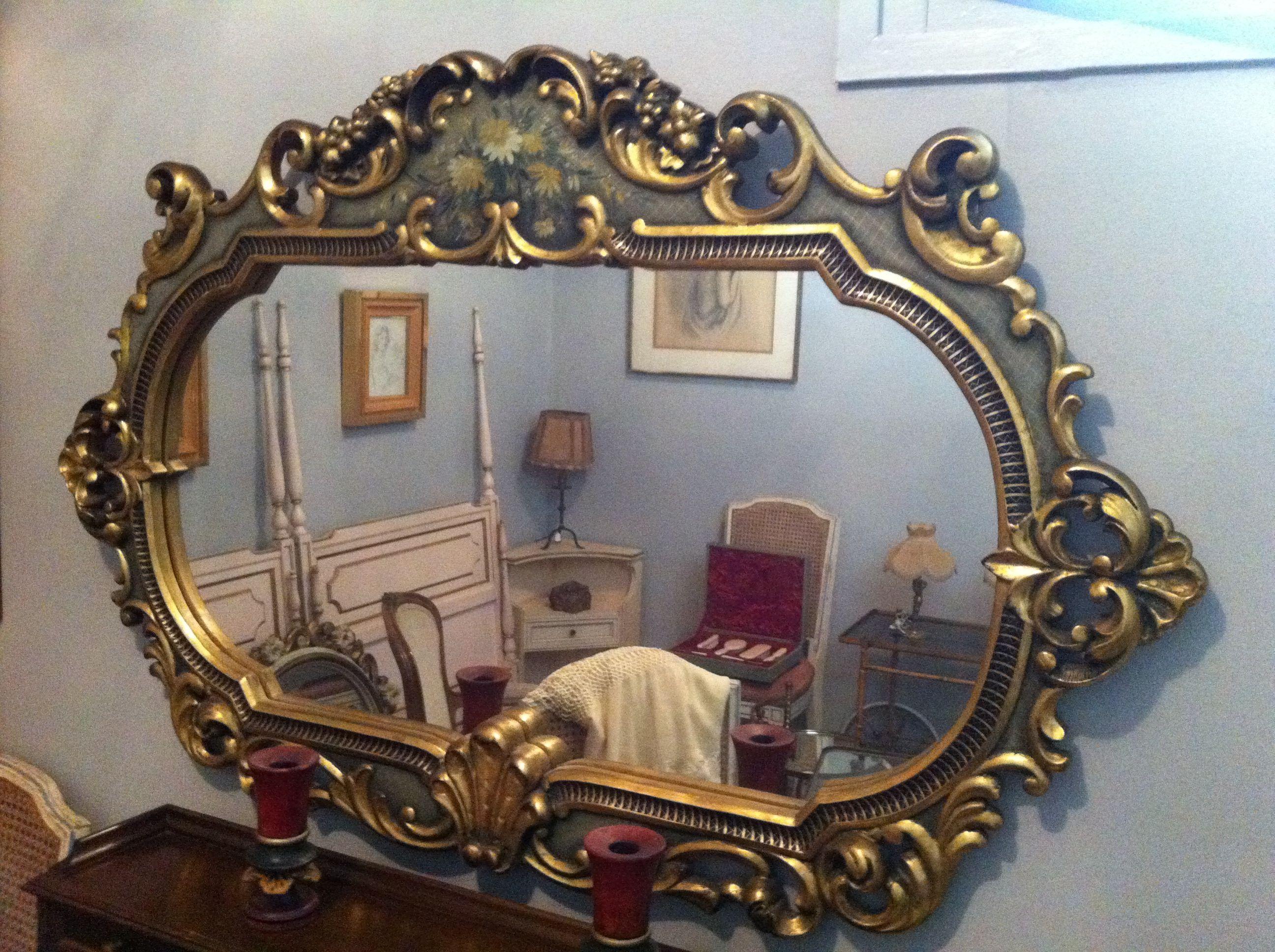 PORTOBELLO VINTAGE - CATALEG: Gran espejo vintage | marcos ...