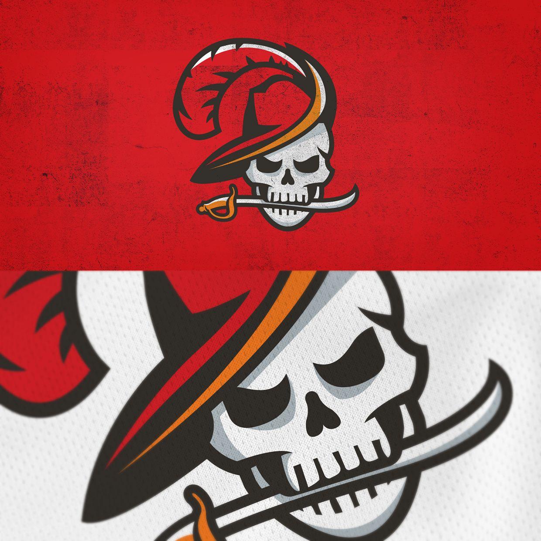Every NFL Team Logo Redesigned on Behance Logo redesign