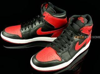 new product a5f07 d9c45 Air Jordan 1 Retro High OG Black Red Sneaker (Release Date + New ...