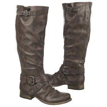 Womens Boots CARLOS by Carlos Santana Havana Black