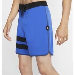 Photo of Hurley Phantom Block Party Solid Men Boardshorts (ca. 45,5 cm) – Blue NikeNike