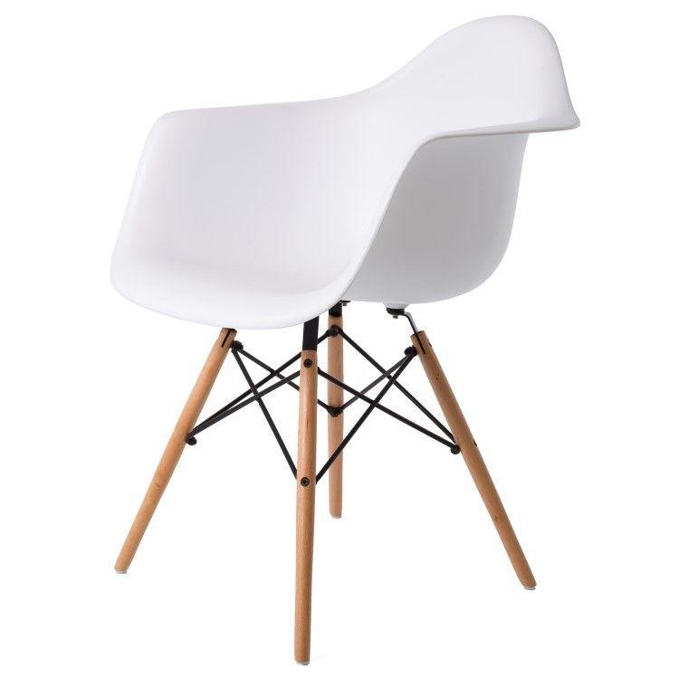 Eames Eetkamerstoel Daw Mat Design Stoelen Met Afbeeldingen