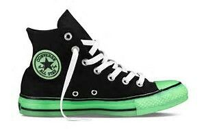 82a89644439a Cool mint green and black converse love them