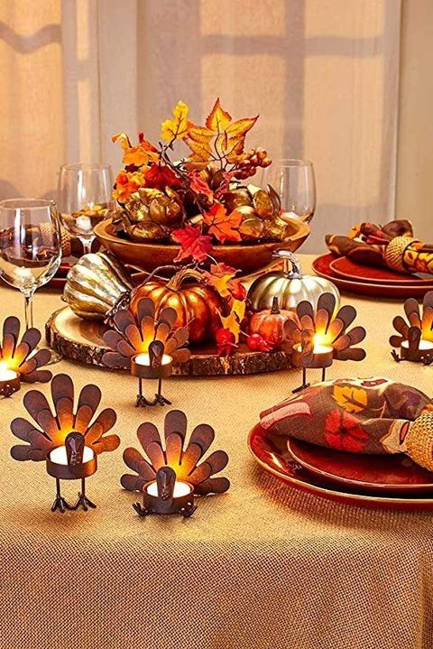 15 Facts About Thanksgiving Decorations Ideas Everyone