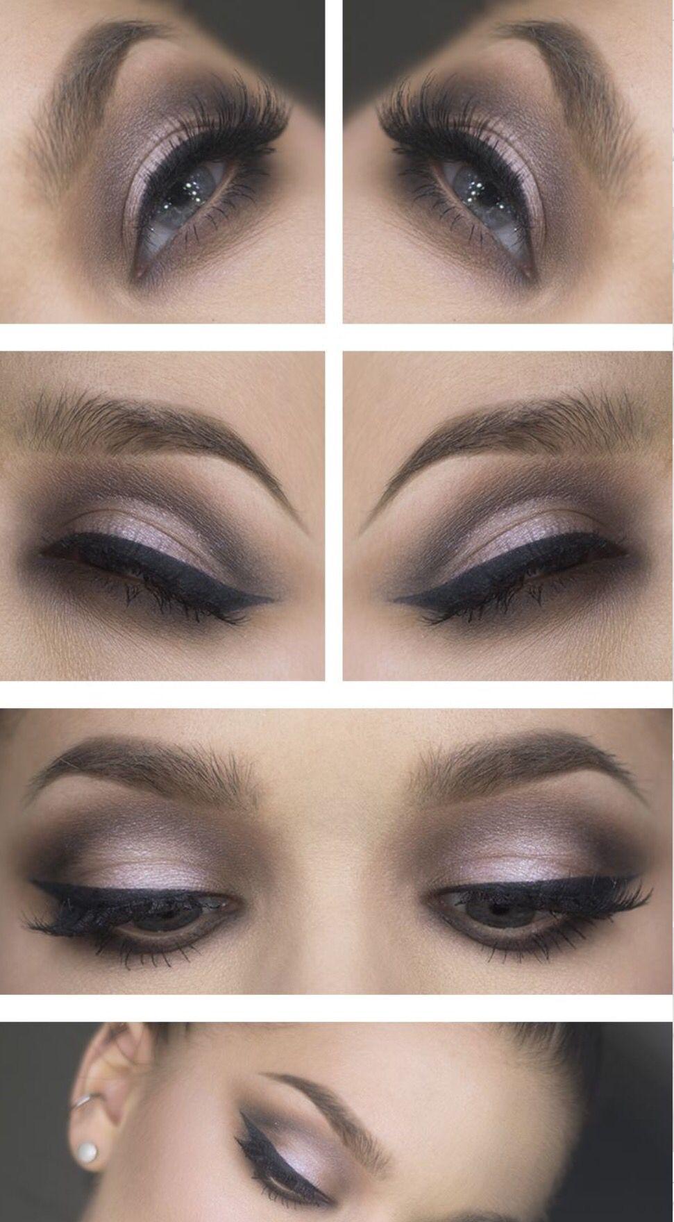 By Linda Hallberg Makeup Pinterest Makeup Eye Makeup And