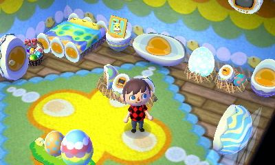 Bunny Day Easter Animal Crossing New Leaf Animals