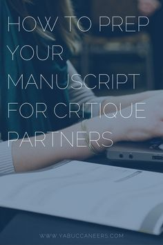 how-to-prepare-your-manuscript-for-critique-partners-ya-buccaneers