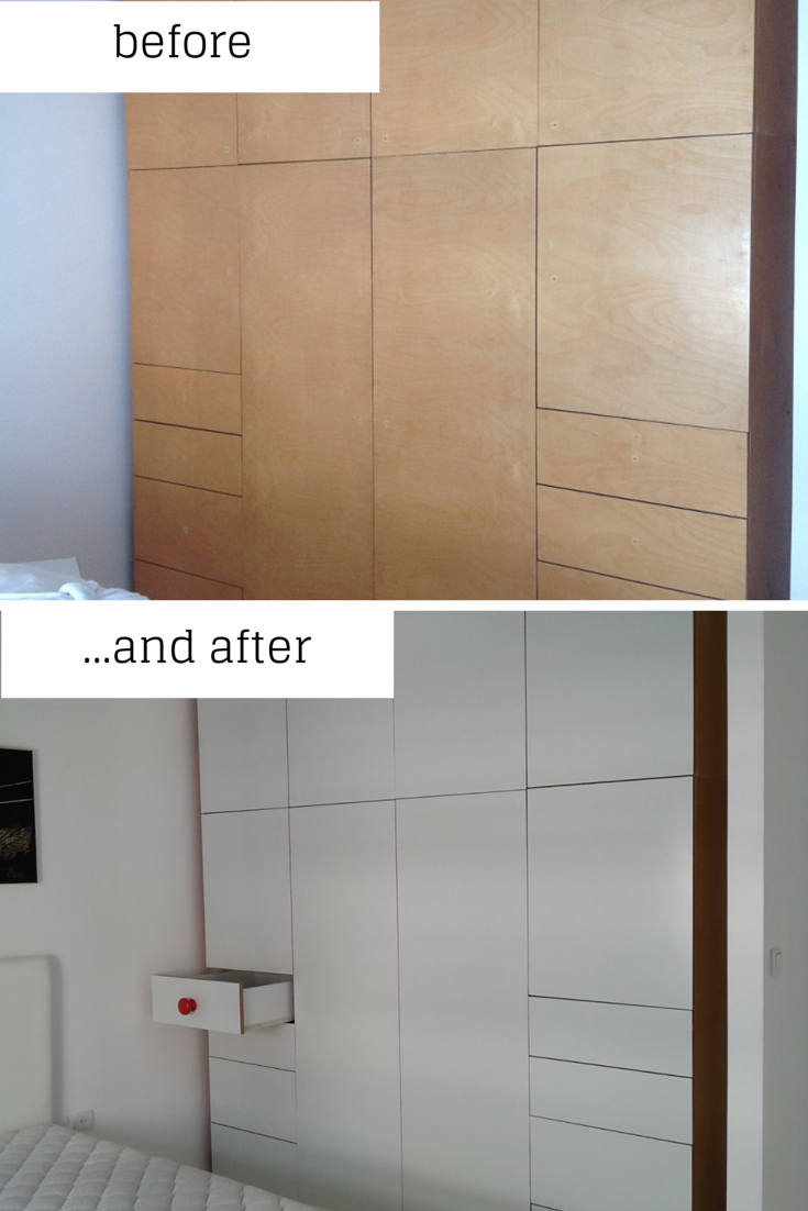 Magnet Receptive Closet Cover Youll Only Need One Magnetic Handle