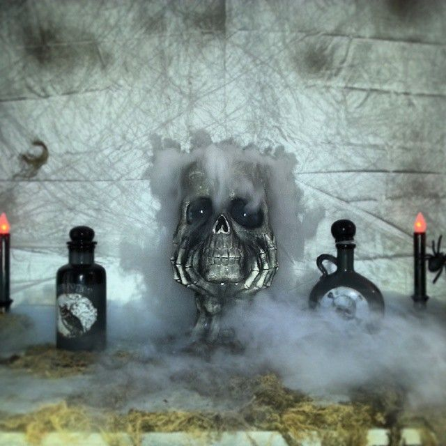 Need some Halloween-themed inspiration? Check out previous winners of our Halloween dry ice decorations contest!