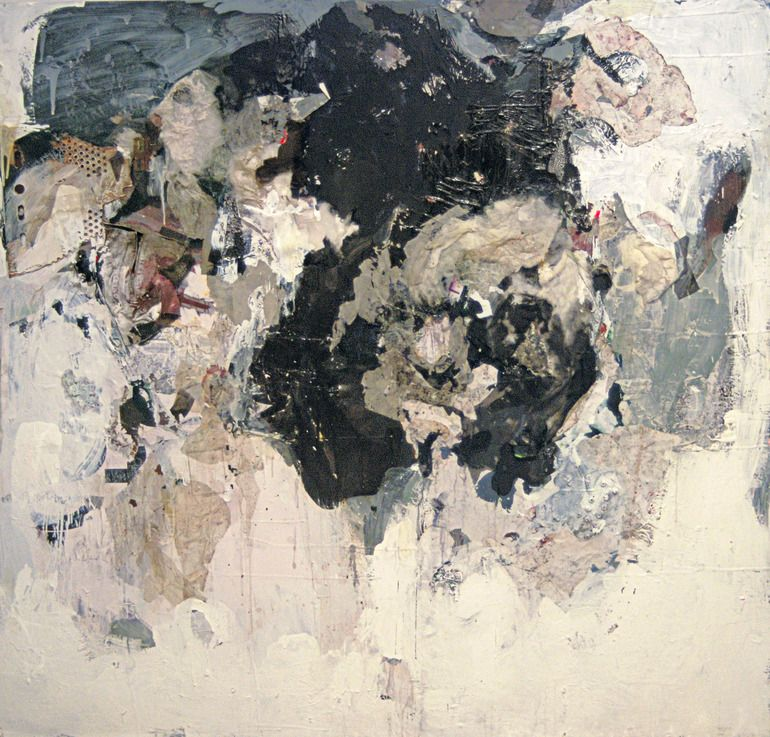 "Saatchi Online Artist: sabina suru; Mixed Media, Painting ""untitled"""