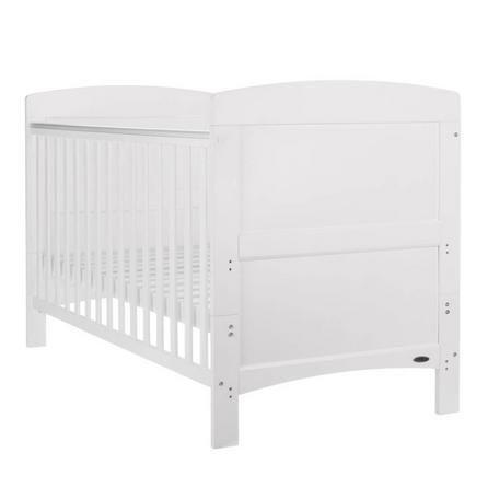 cuggl oxford 3 piece furniture set on Obaby Grace White Cot Bed White Cot Bed Cot Bedding White Cot