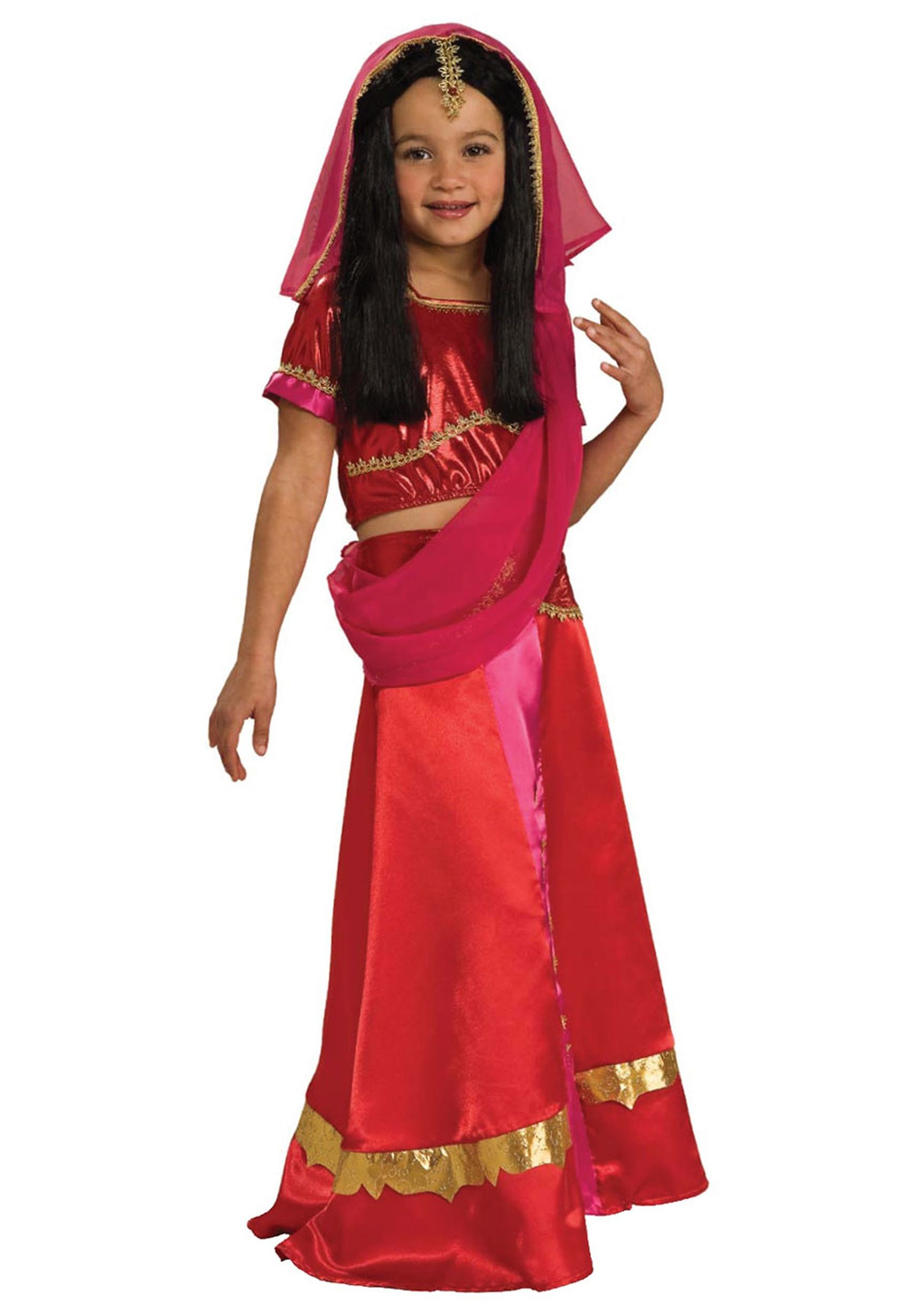 girls bollywood princess costume - Halloween Princess Costumes For Toddlers