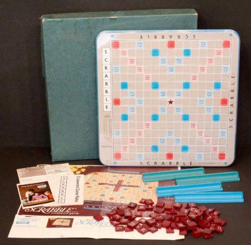 Dating scrabble boards ebay