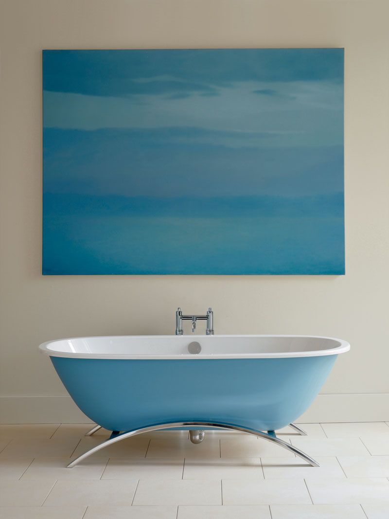 The Bath represents the ultimate in freestanding luxury bathing ...