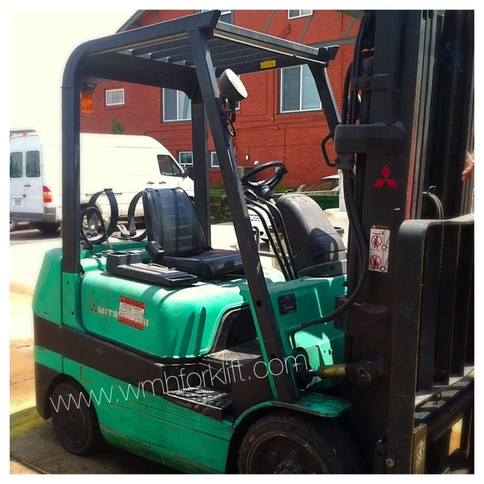 Need a forklift to help you get the job done? Find the
