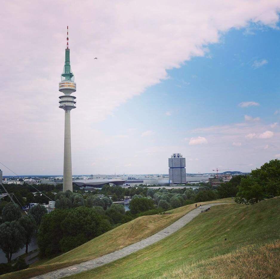 Olympiapark Munchen Travel Landmarks Munich